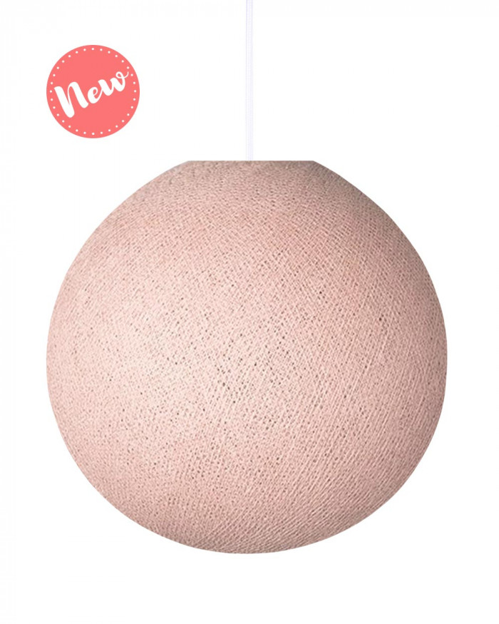 BIG Lamp Pale Pink