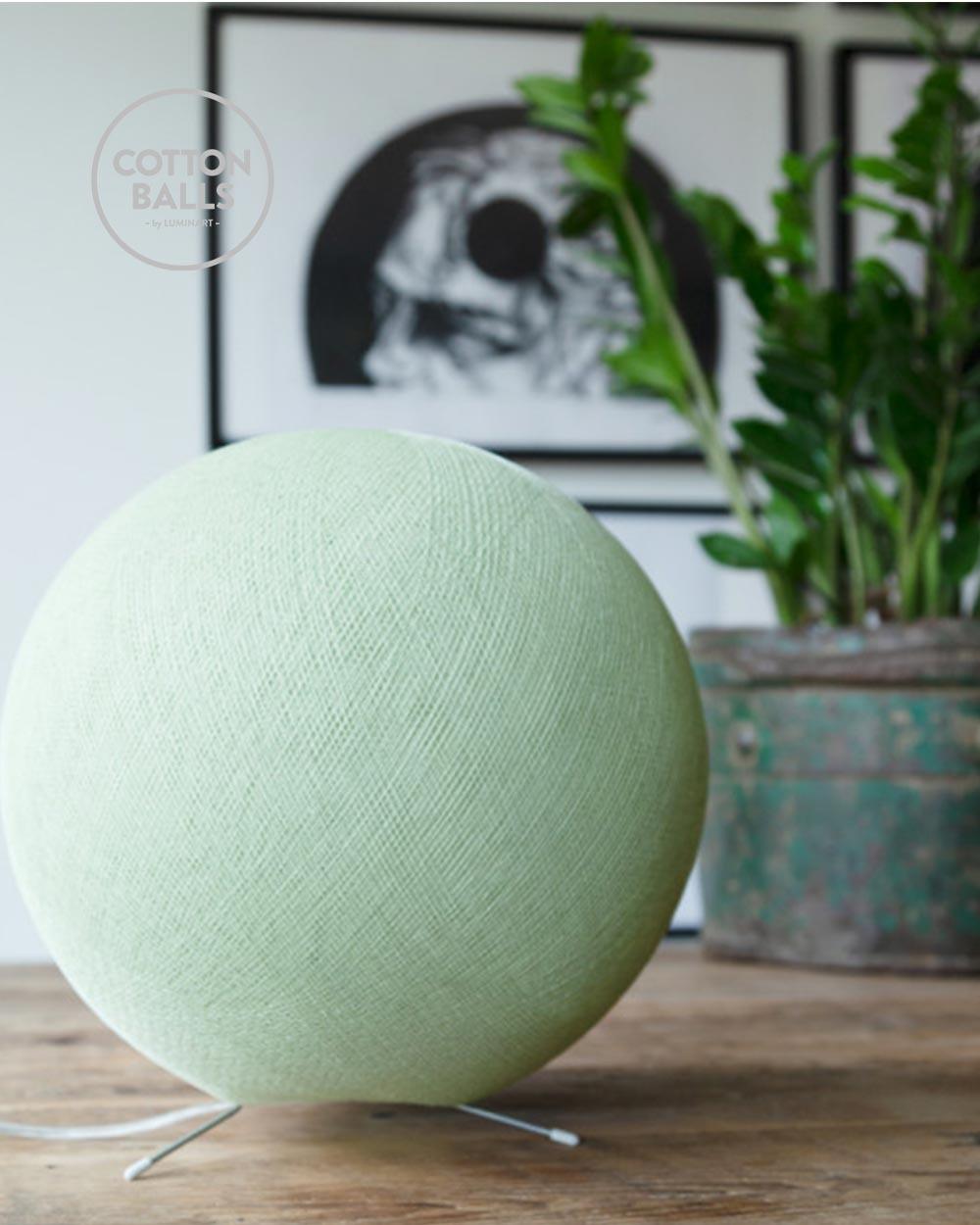 Lámpara de Mesa - Powder Green
