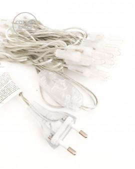 Cable 35 luces LED (línea)