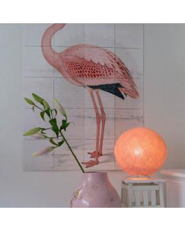 Pale Pink - Candeeiro de Mesa