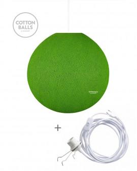 Lámpara Errante - BIG Lamp Bright Green