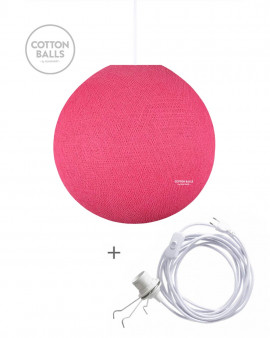 Lámpara Errante - BIG Lamp Bright Pink