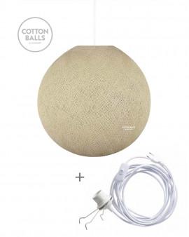 Lámpara Errante - BIG Lamp Cream