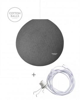Lámpara Errante - BIG Lamp Mid Grey