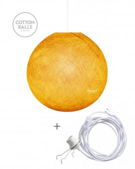 Lámpara Errante - BIG Lamp Mustard