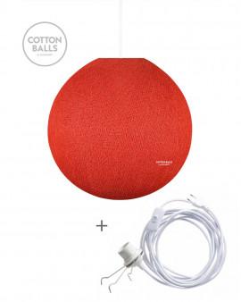 Lámpara Errante - BIG Lamp Red