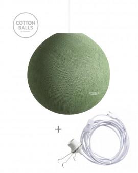 Lámpara Errante - BIG Lamp Sage Green