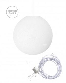 Lámpara Errante - BIG Lamp White
