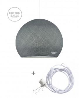 Lámpara Errante - BIG Cup Mid Grey