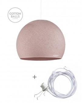 Lámpara Errante - BIG Cup Pale Pink
