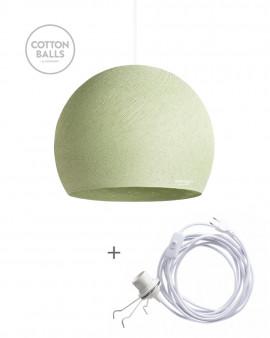 Lámpara Errante - BIG Cup Powder Green