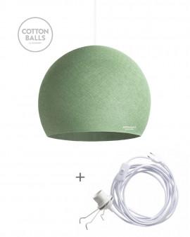 Lámpara Errante - BIG Cup Sage Green