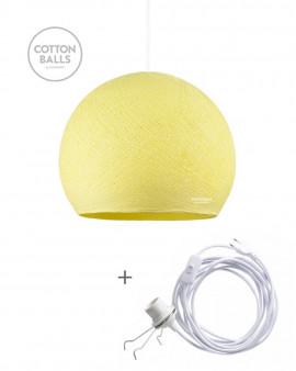 Lámpara Errante - BIG Cup Soft Yellow