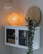 Lámpara de Mesa - Cream