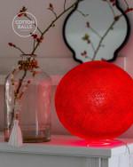 Lámpara de Mesa - Red