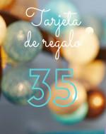 Tarjeta de Regalo 35